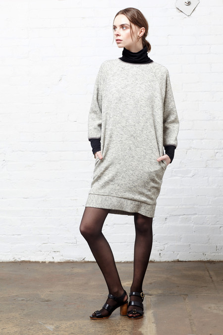 Megan Huntz Amerie Dress/Cardigan