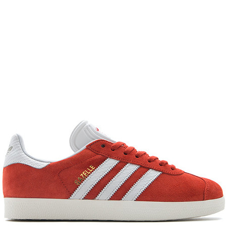 ADIDAS GAZELLE VINTAGE SUEDE - CRAFT CHILI