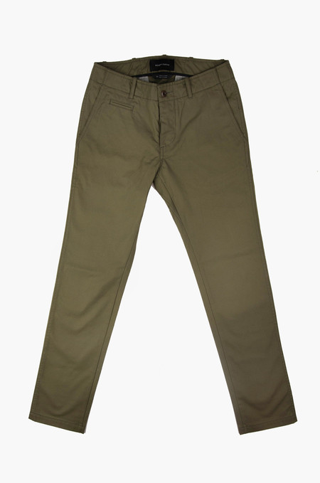 Wings + Horns Convoy Twill Westpoint Chino Olive
