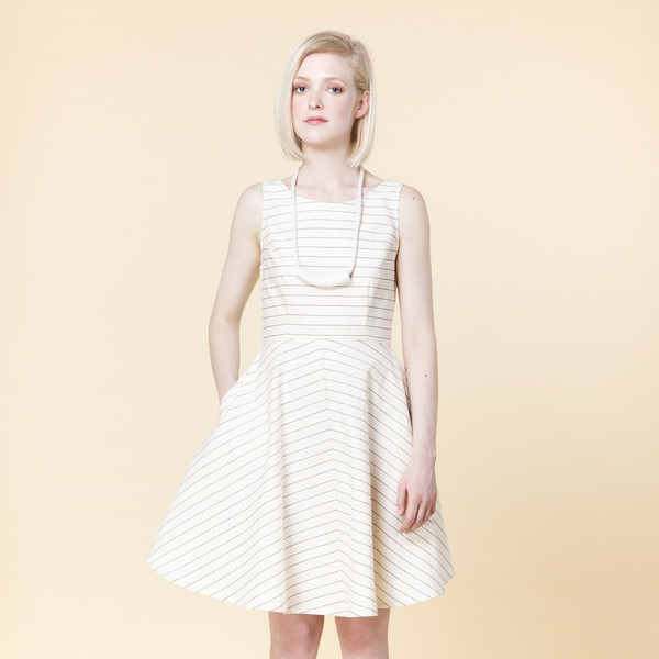 Amanda Moss Courcelle Dress