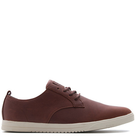 CLAE ELLINGTON LEATHER - CHESTNUT OILED LEATHER