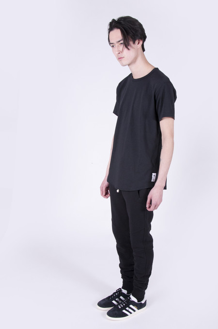 Reigning Champ adidas Short Sleeve T-Shirt Black