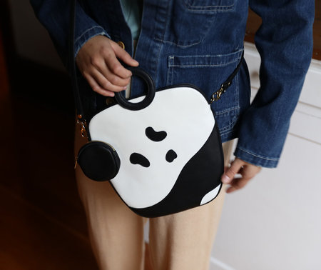 Welcome Companions Baby Panda Bag