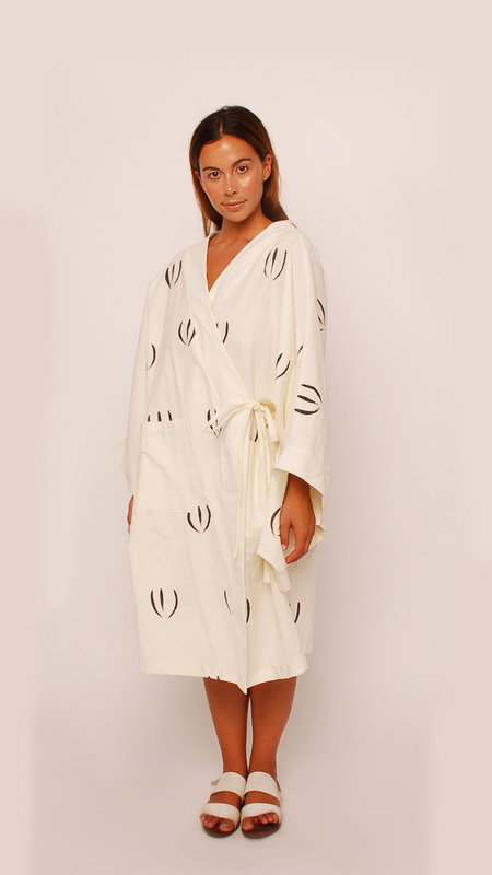 323 Kimono Wrap Dress