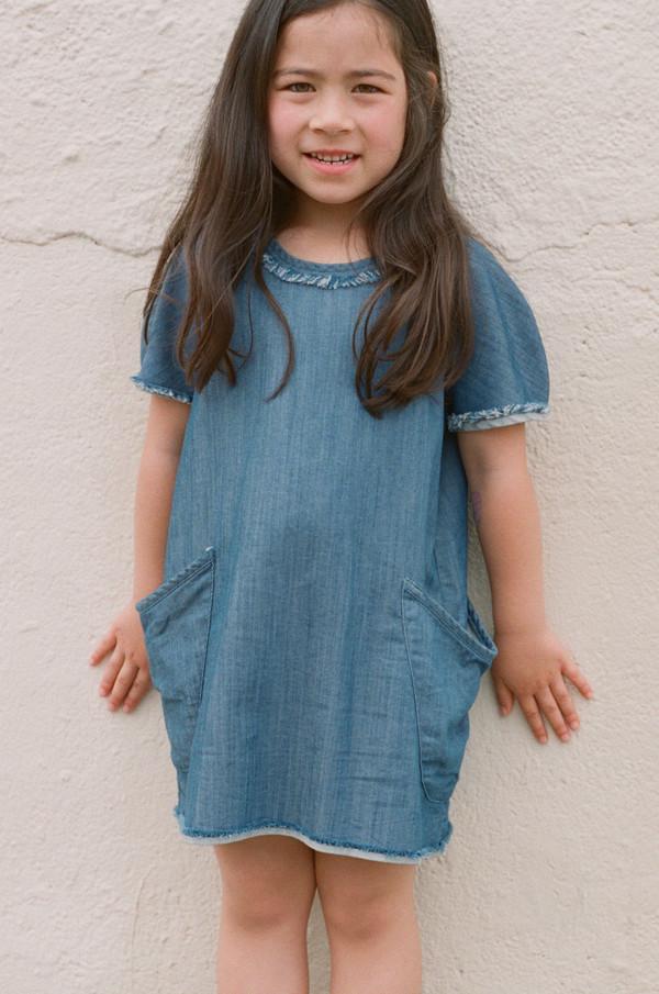 Kid's Boy+Girl Sharon Dress