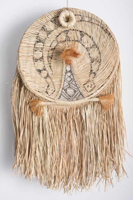 Incausa Atxua Mask Wall Hanging