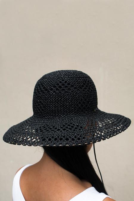Clyde Koh Hat in Black