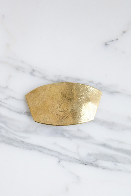 Erin Considine Ulu Pin in Brass
