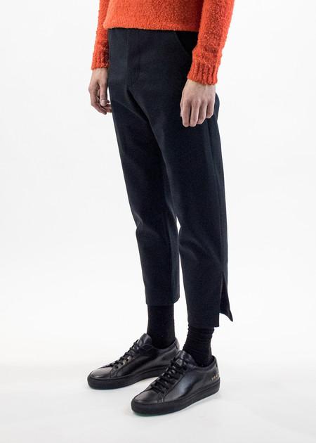 Matthew Miller Marlboro Cropped Trouser