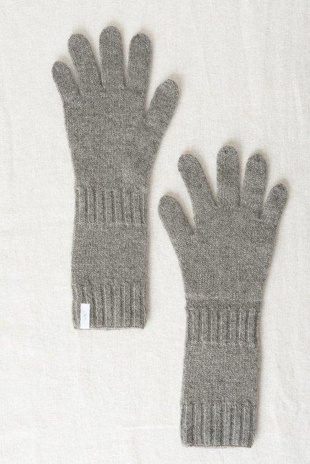 Evam Eva Cashmere Seamless Gloves