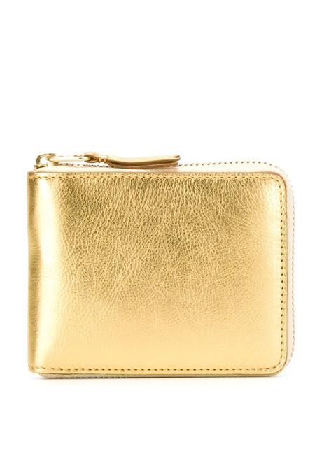 Comme des Garçons Leather SA-7100G- Gold