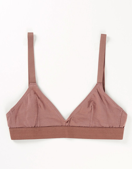 Nude Label Basic Bra Taupe
