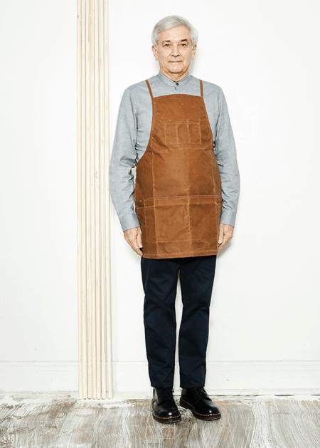 Unisex Atelier B 'Artist apron'