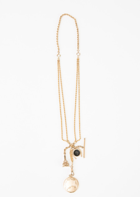 Jewels by Piper Charm Necklace with Locket
