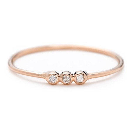 Looma Jewelry circlet ring