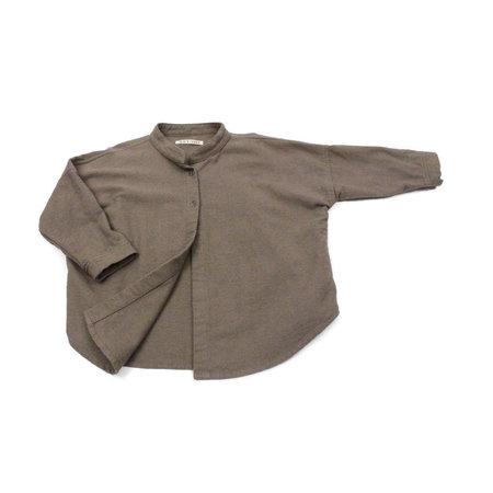Kid's Black Crane Kids Square Shirt