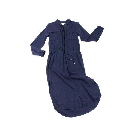 Won Hundred Hope Long Sleeve Dress in Iris