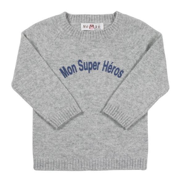 Kid's Numaé Paris Patriot Sweater