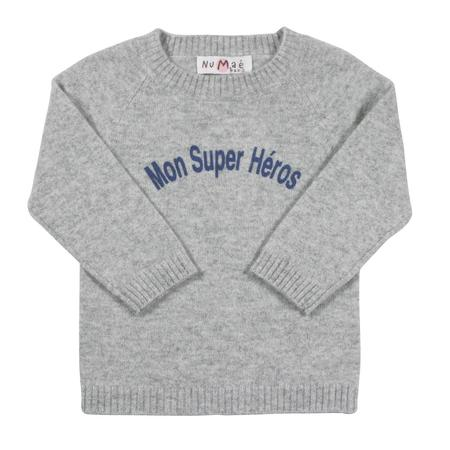 Kid's Numaé Paris Patriot Sweater