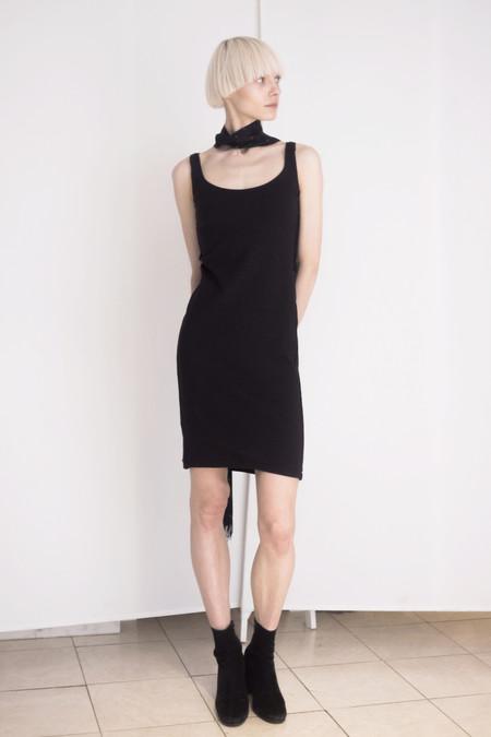 David Michael Collection Con Dress Black