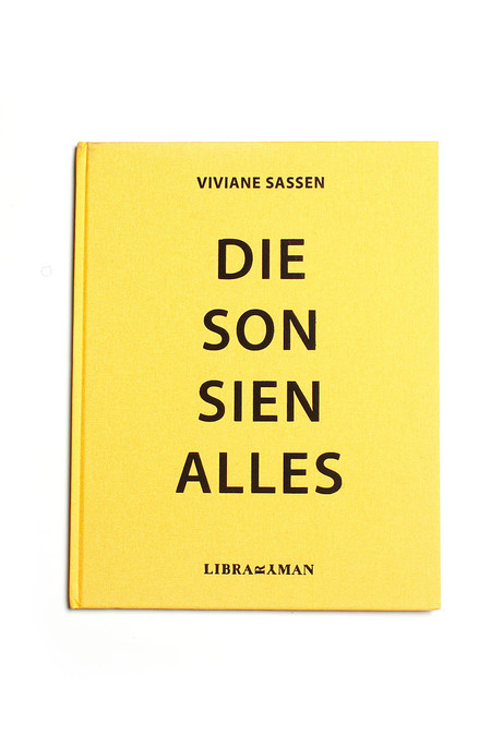 Viviane Sassen 'Die Son Sien Alles' - Second Edition