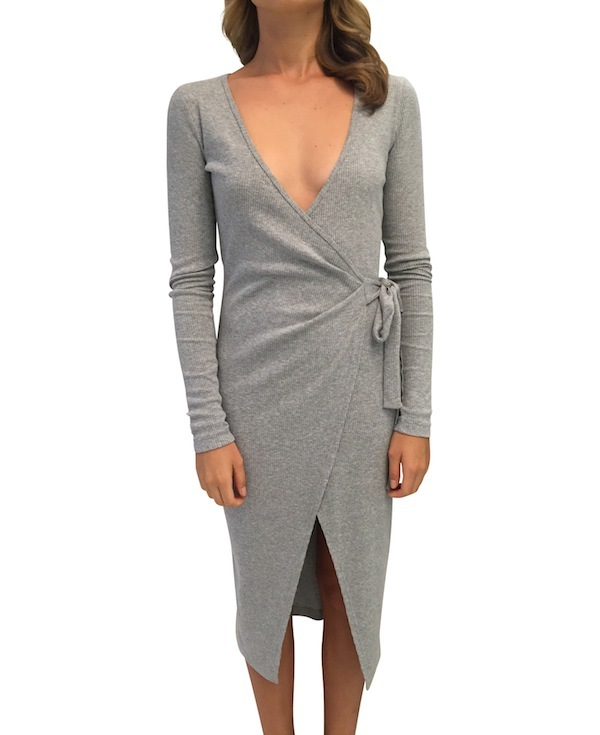 Bec & Bridge Fawcett Wrap Dress