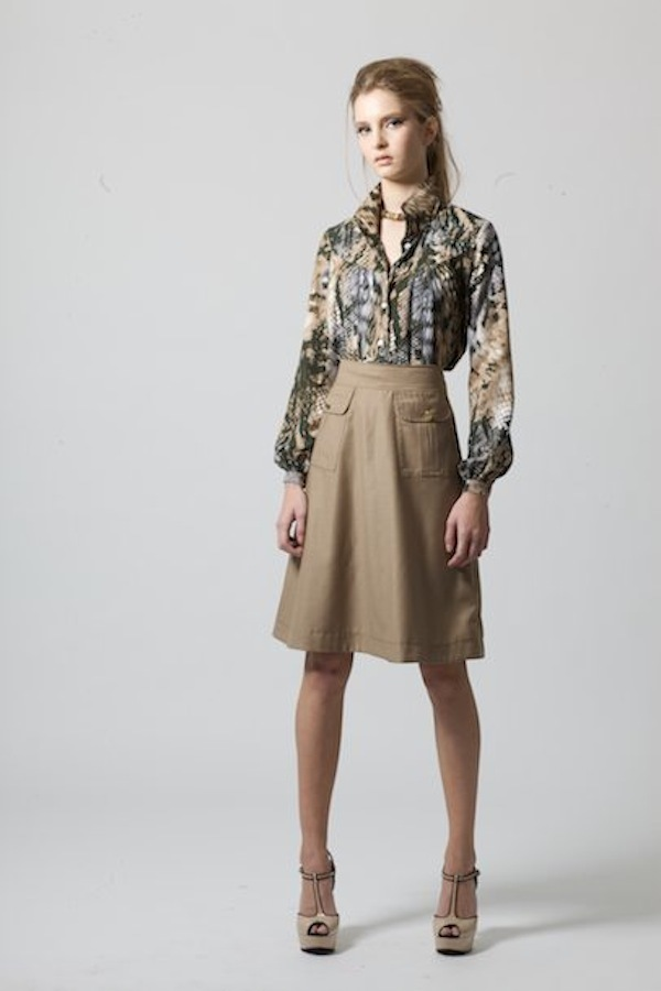 Allison Wonderland Daytripper Skirt