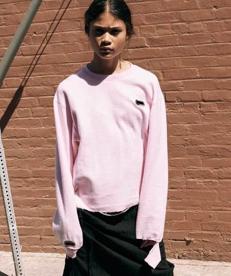 Collina Strada Sweatcrew - Pink