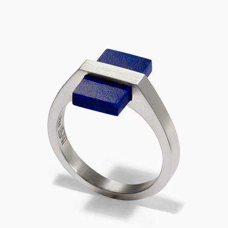 MING YU WANG Inlay Ring