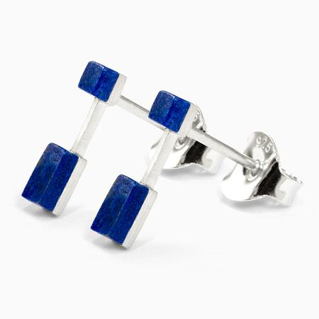 MING YU WANG Morse Earrings