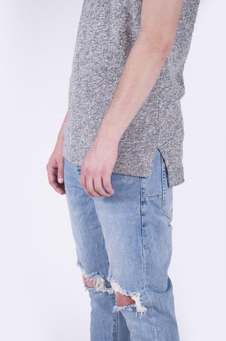 John Elliott Mercer T-Shirt Co-Mix Grey