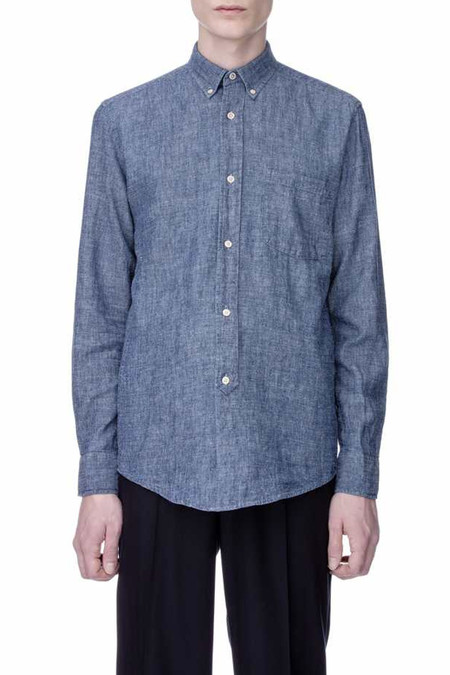 Our Legacy 1940's Shirt | Chambray