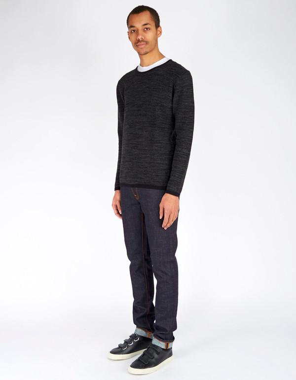 Men's Minimum Reiswood Sweater Stretch Limo