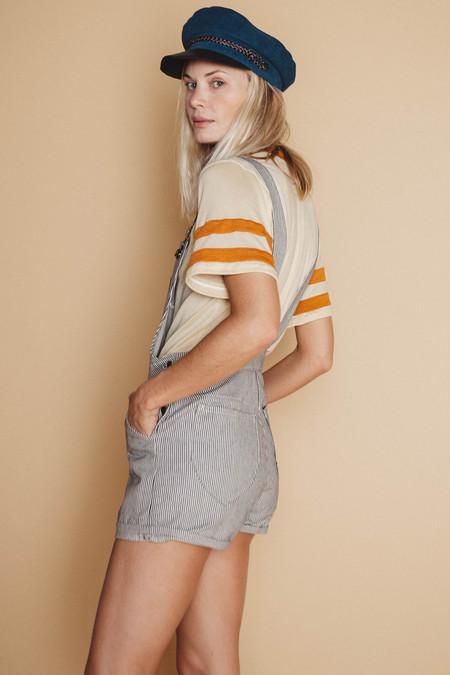 Lykke Wullf Workwear Shorts Overalls