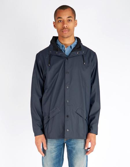 Men's Rains Jacket Blue