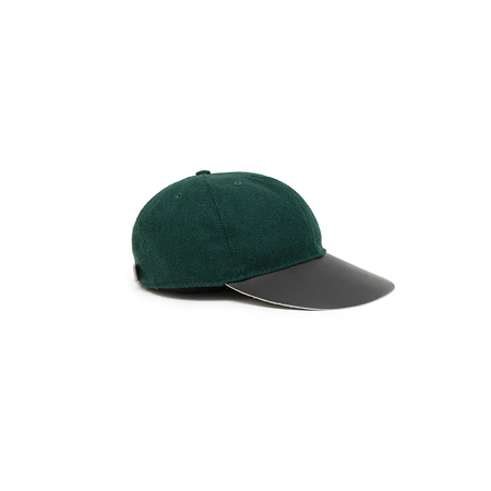 Alex Crane SUN CAP // BOTTLE GREEN