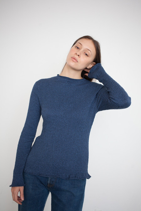 Ulla Johnson Mora Sweater in Indigo