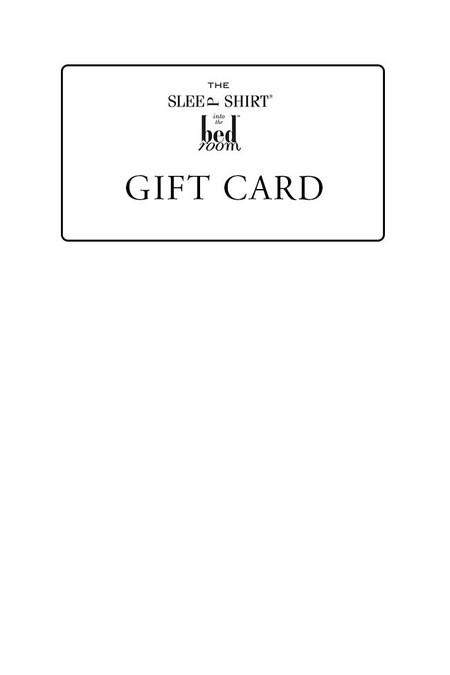 The Sleep Shirt Gift Card
