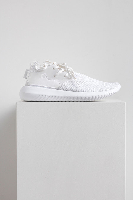 Adidas tubular entrap running shoe