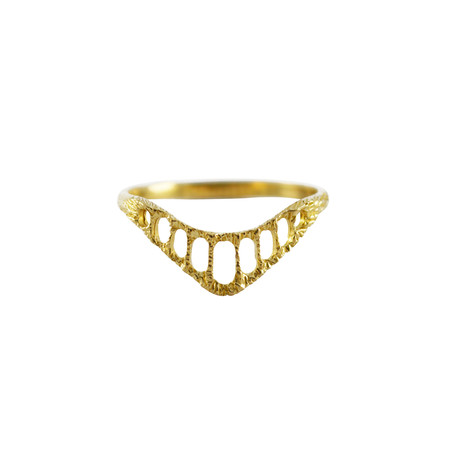 STEFANIE SHEENAN PINNACLE RING