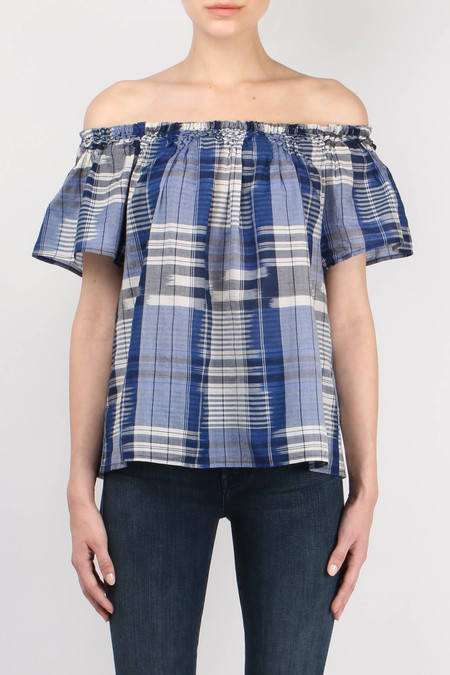 Ulla Johnson Amania Blouse