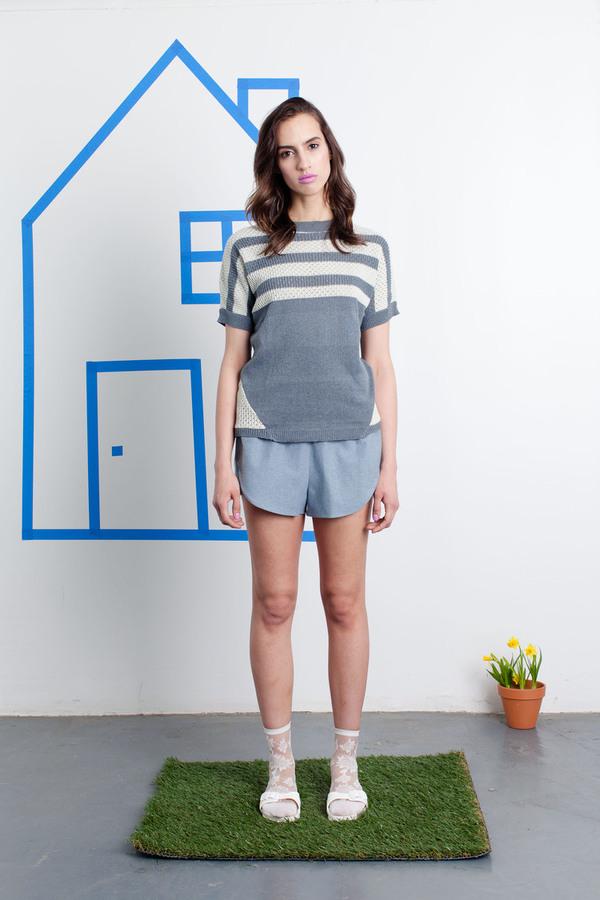 Harare Stripe Knit Sweater