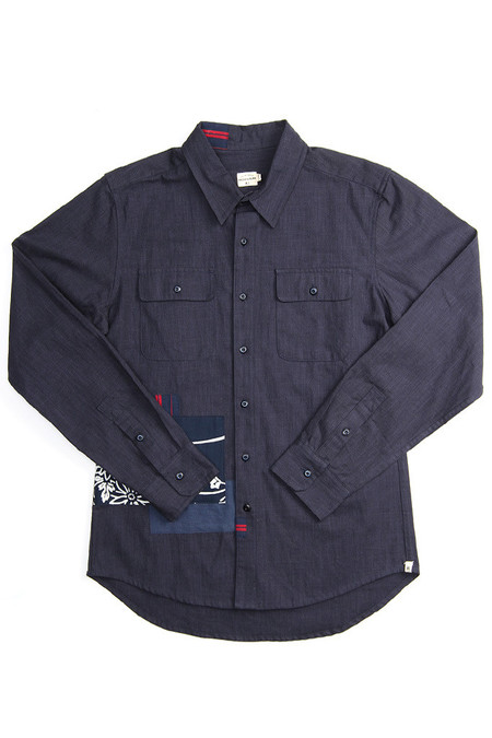 B&B x Kiriko Boro Shirt 3