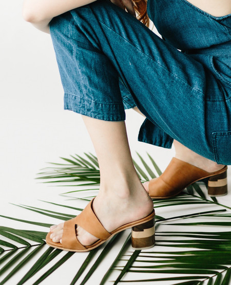 Coclico Barrel Sandal