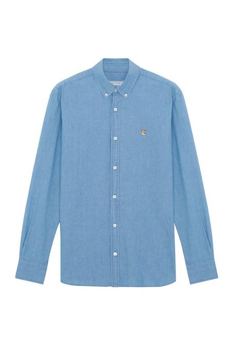 Kitsune Men's Chambray Shirt