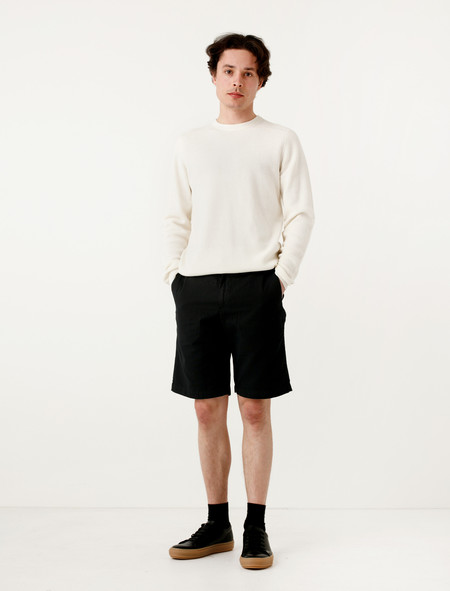 Norse Projects Harri Ottoman Shorts Black