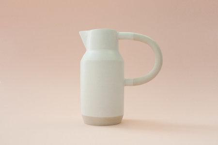 YYY white jug