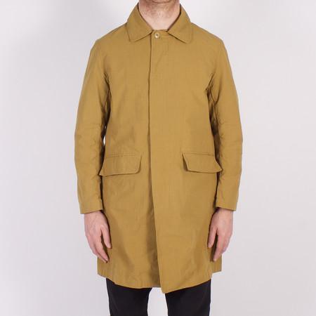 Battenwear Wanderer Coat - Caramel Cotton Ripstop