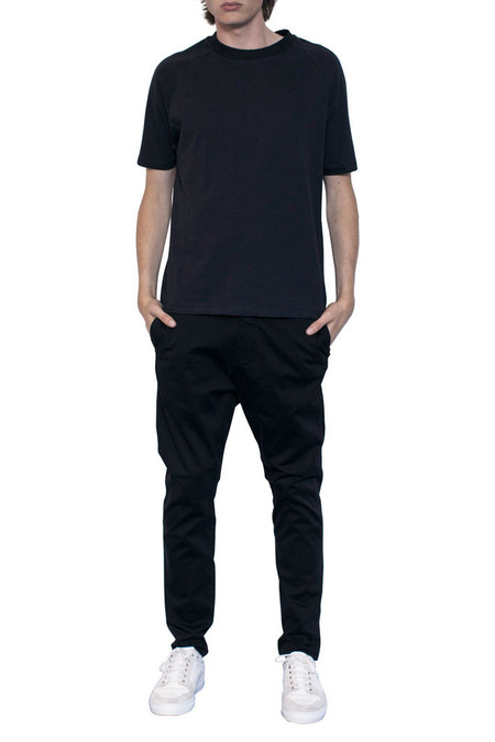 Journal Tides Tee - Black