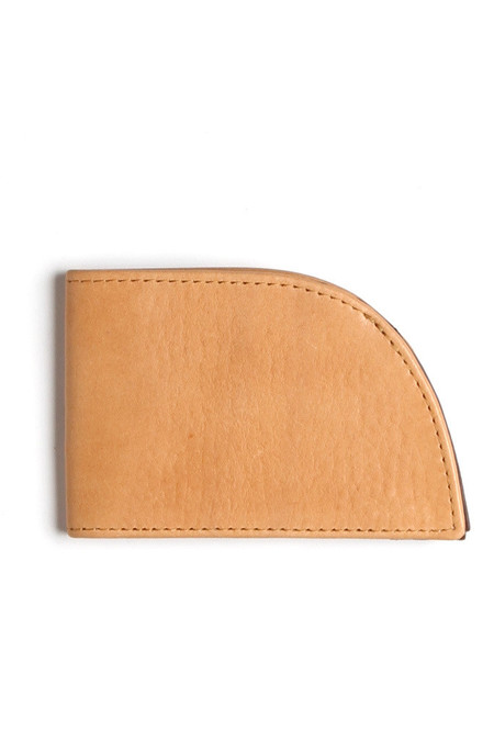 Rogue Industries Front Pocket Wallet Oak Tan